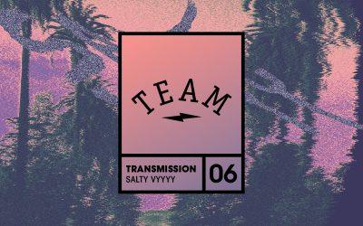 Team dauerfeuer / Transmission 06  – Salty Vyyyy
